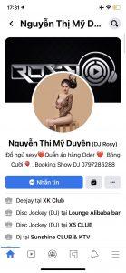 [Có Link] ✅ Clip nóng - hot girl DJ RoSy- Nguyễn Thị Mỹ Duyên 3