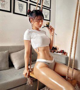 """[Có Link] Hotgirl Tiktok Lê Bống lộ clip """"nóng"""" khiến cộng đồng mạng chao đảo 6"""