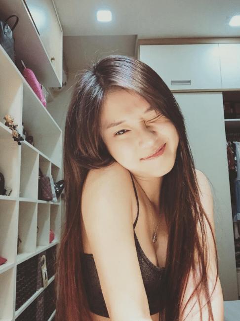 Hoàng Yến Chibi lộ ảnh Bikini đốt mắt 42