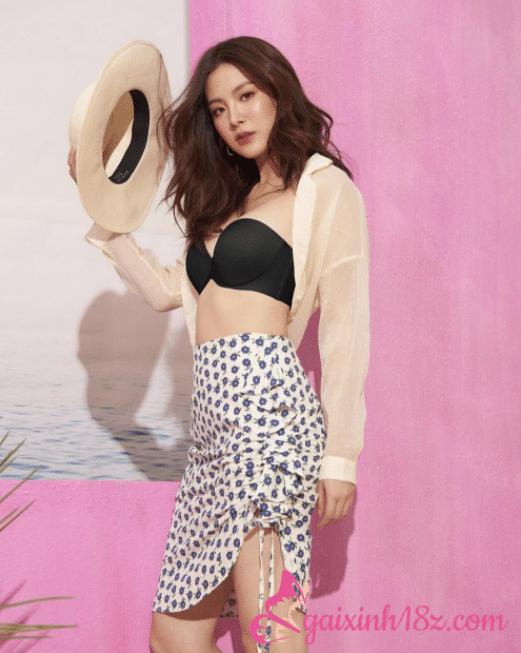 Nhan sắc hot girl Baifern Pimchanok sau 3 năm lộ clip nóng trên ô tô 8