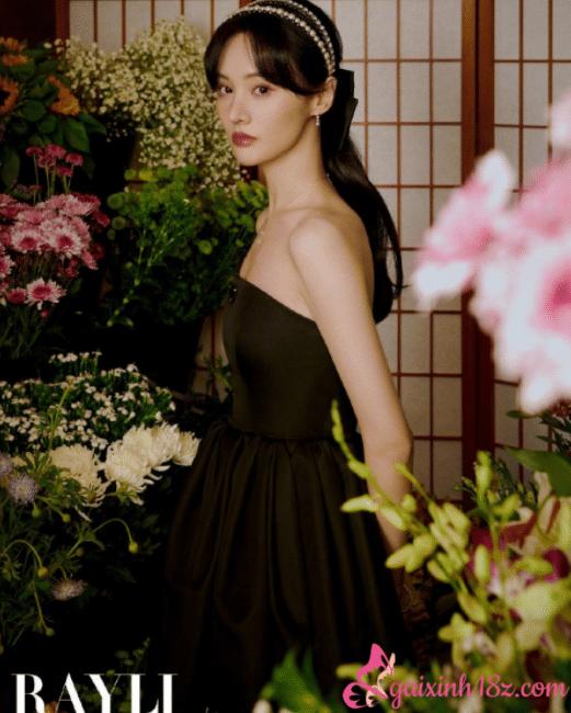 Ảnh sexy của Trịnh Sảng mỹ nhân Trung Quốc 8