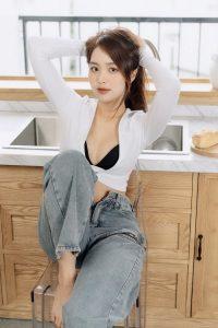 Hot Girl Lê Phương Anh lộ clip nóng gây bão MXH 23