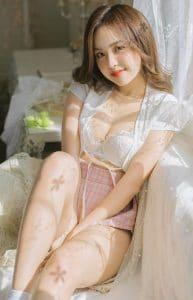 Hot Girl Lê Phương Anh lộ clip nóng gây bão MXH 18